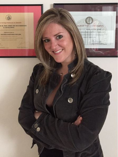 3) Davinia Martínez Molina - Secretaria
